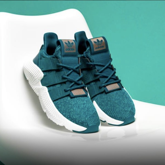 Prophere Teal 8 Nwt Athletic Sneakers